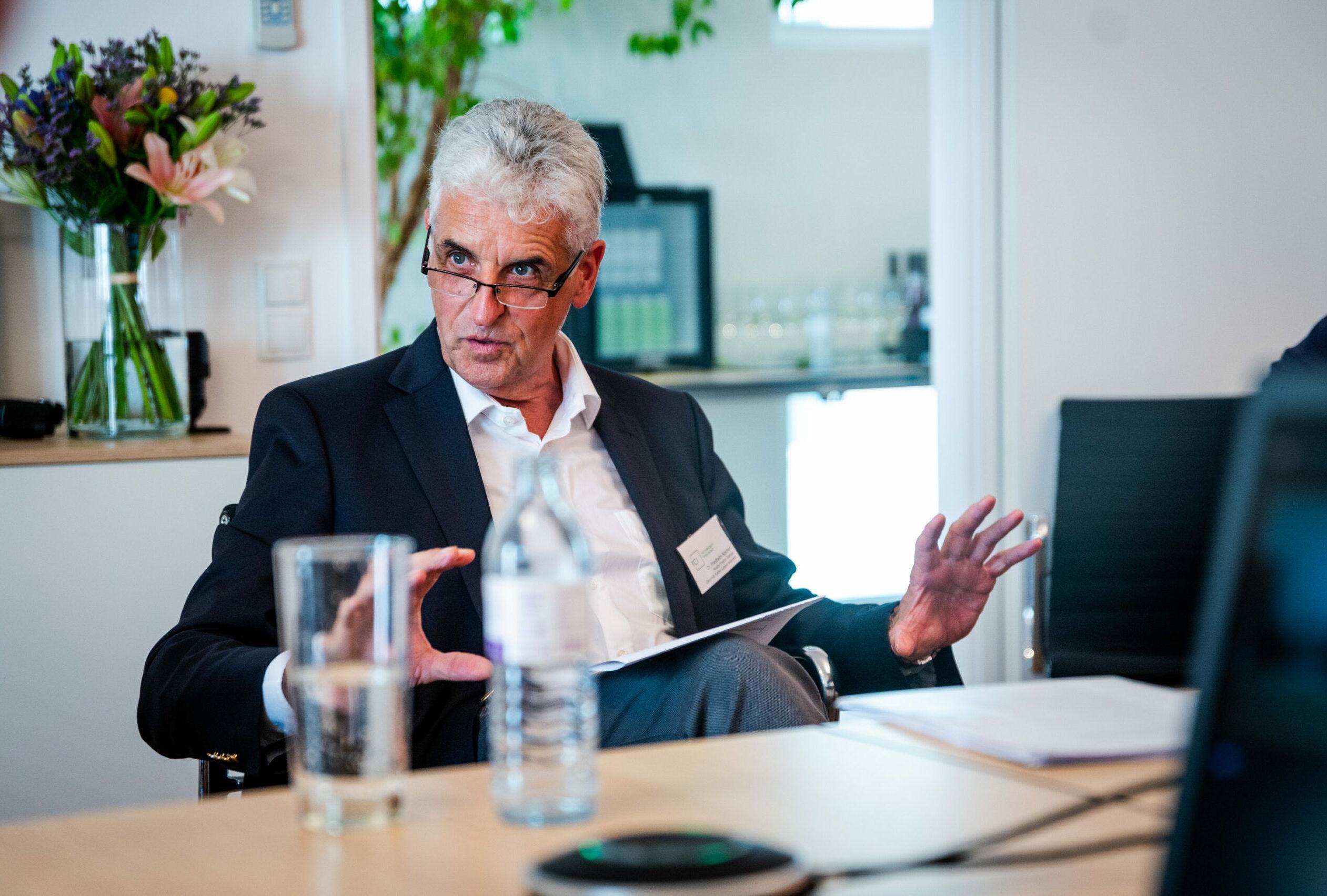 Dr. Friedhelm Boschert, Mindful Finance Institute