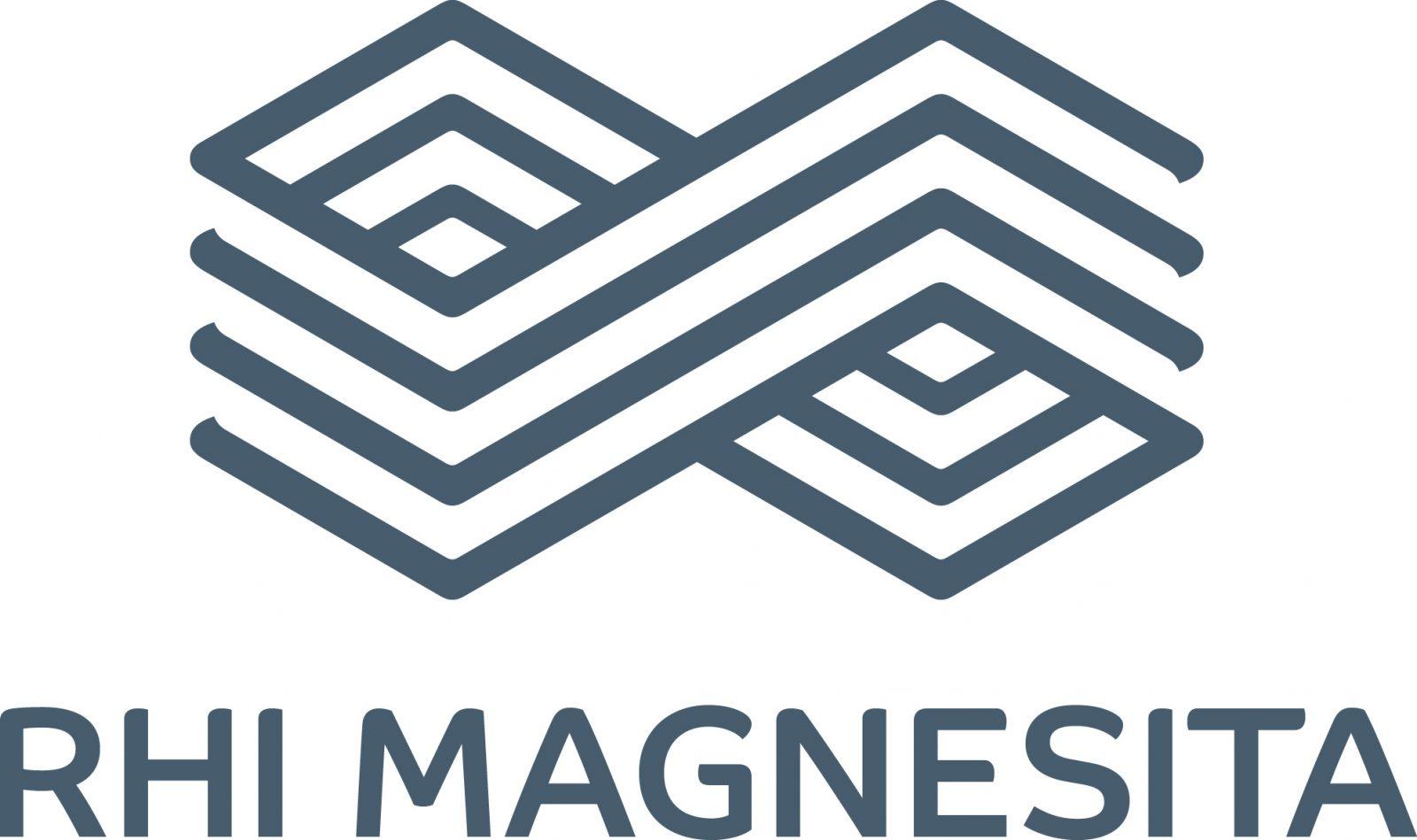 RHI Magnesita Logo Grau